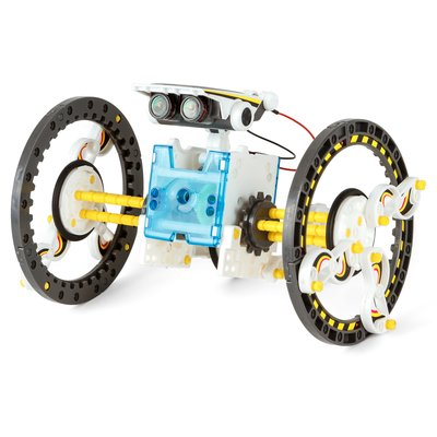 CIC 21-615 Educational Solar Robot Kit 14 in 1