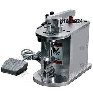 Fiber Connectors Pneumatic Crimping Machine Fibretool HW-336CM