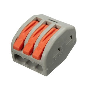 3-pin Electrical Wire Connector 250 V 30 A