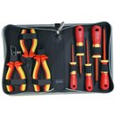Buy Online Insulated Screwdriver & Pliers Set Pro'sKit PK-2801