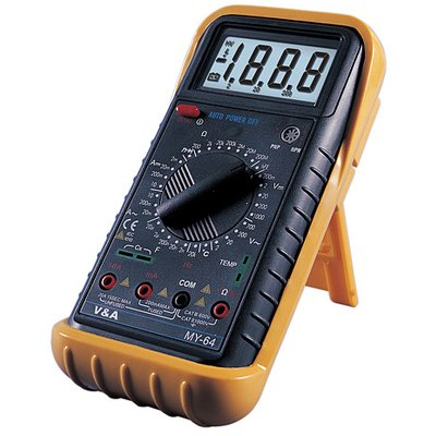 Digital Multimeter MASTECH MY64