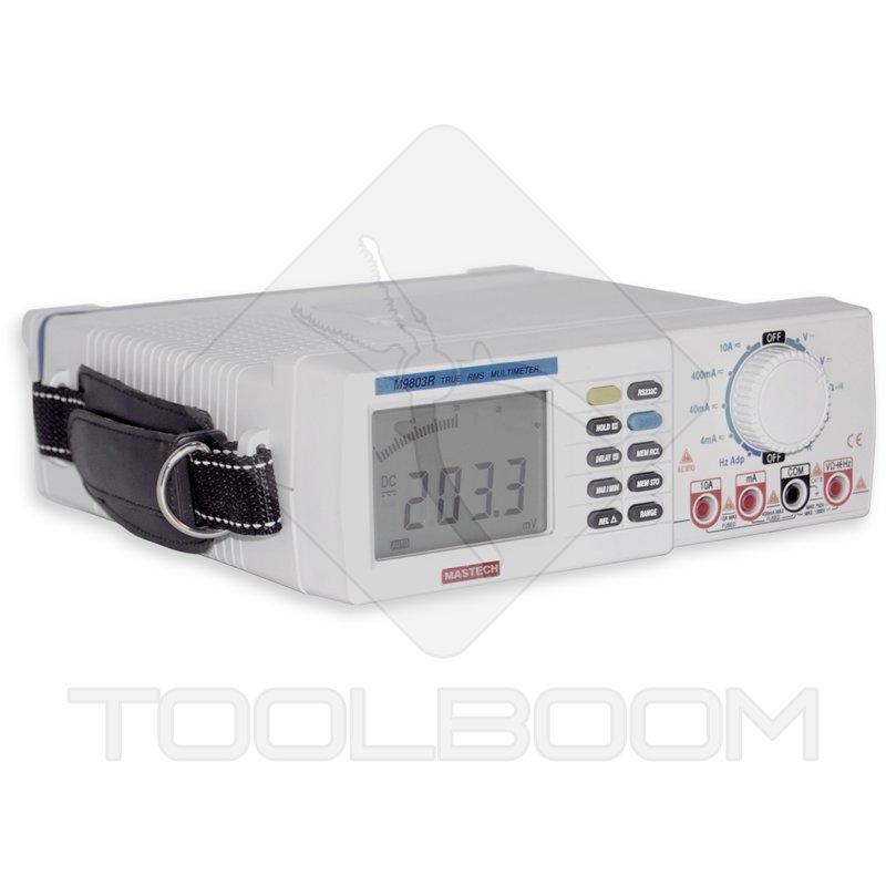 Digital Measuring Table : Mastech m r professional table stand digital multimeter