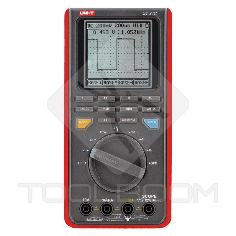 UNI-T UT81C Digital Scope Multimeter